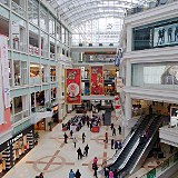 Europlaza Shopping Mall in Harbin