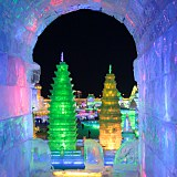 冰雪大世界 Harbin Ice and Snow World